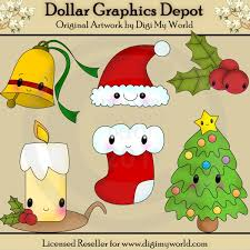 Kawaii Clip Art : Dollar Graphics Depot - Quality Graphics ...