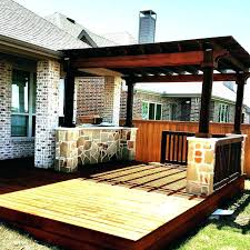 how much does a pergola cost to build homewyse over patio uk costco
