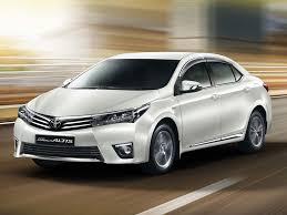 Toyota launches the New Benchmark in D-Segment, Corolla Altis -