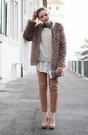 how to wear a fur coat 2019