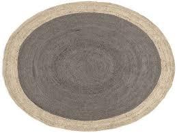 west elm spo bordered round jute rug 6 round platinum 5 855 uah from round rug