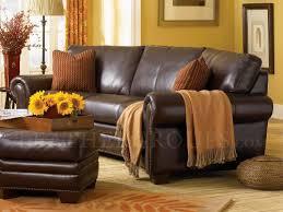 Borghese Leather Sofa at LeatherGroups.com