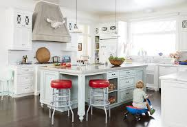 Kitchen island table ideas Thecubicleviews Country Living Magazine 55 Best Kitchen Island Ideas Stylish Designs For Kitchen Islands