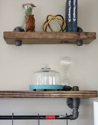 new iron pipe shelving black triple bookshelf vintage industrial three shelf diy divine tutorial with direction