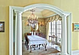 large image view gallery interior arch wall designs design gallery and wood s