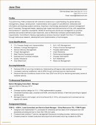 Business Analyst Resume Template Sample Example Business Analyst