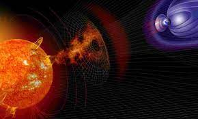 Massive solar storm set to hit Earth today