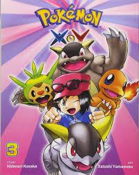 Pokémon X•Y, Vol. 3 (3) (Pokemon): Kusaka, Hidenori, Yamamoto ...