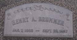 Henry A. Brummer (1863-1957) - Find A Grave Memorial