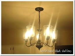 full size of spray paint chandelier so i took the sconces off washed them let dry
