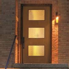 Mid century modern front doors Double Therma Tru Pulse The Spruce Where To Buy Mid Century Modern Doors