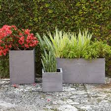 extra large outdoor planters large commercial fiberglass planters modern planters diy flowers gardening decoration
