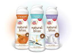 U001a natural bliss oat milk creamer is a gluten free, flavored creamer made with real oat milk, cane sugar and natural vanilla flavor u001a pour and stir this vanilla coffee creamer for the right amount of flavor in every cup u001a store flavored coffee creamer in the refrigerator Coffee Mate Releases Natural Bliss Refrigerated Dairy Creamer 2011 09 09 Dairy Foods