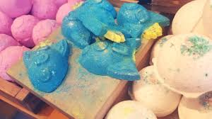 taking a trip down to lush in victoria gardens