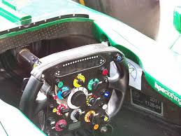 For me it is the best and most beautiful driving that ferrari has built in its history. Caterham F1 Restoration On Twitter Lotus T128 2011 F1 Car Converted Into A Ct03 Show Car T128 4 With Amalgam Ferrari Steering Wheel In Place