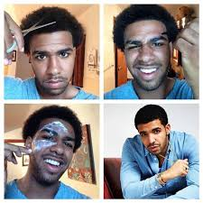 from normal to drake in 4 steps