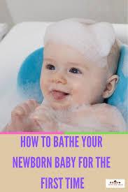 How To Bathe A Newborn Baby | Newborn Care | Pinterest | Motherhood ...