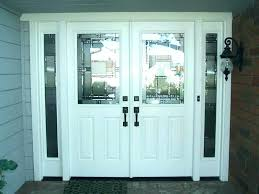 double entry door with glass front entry doors with glass front doors entry door glass double