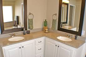 traditional bathroom vanity designs. Enthralling Cool Bathroom Simple L Shaped Vanity On Small Home Remodel Ideas Traditional Designs O