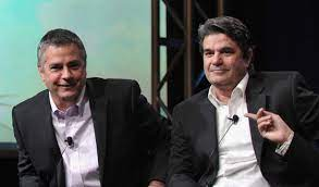 Q&A - Tony and Joe Gayton (Hell on Wheels Series Creators) | AMC Talk | AMC