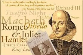 Risultati immagini per Immagini di shakespeare