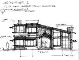 rough architectural sketches. Brilliant Rough Free Hand Sketches  Rough Architectural Drafts For Architectural Sketches