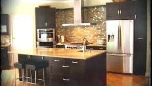 Kitchen Layout One Wall Design