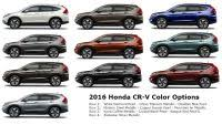 2014 Honda Pilot Color Chart 2014 Honda Pilot Color Chart Exterior Colors For 2015
