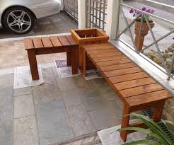 33 valuable design outdoor corner bench and planter seating with storage cushions table diy wood