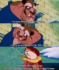 Funny Beauty And The Beast Quotes