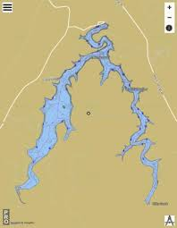 Lake Beshear Fishing Map Us_km_ky_lake_beshear_