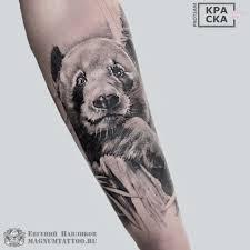 татуировка панда значение для девушек и мужчин 50 фото Tattooassist