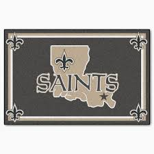saints throw blanket fresh 5 8 area rug new orleans saints s new orleans and rugs