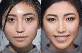 before after jeunesse global nv foundation bronzer and primer makeup s