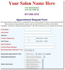 Images Of Salon Client Forms Templa General Release Form Templ On ...