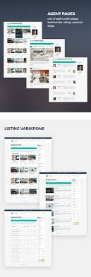 realtyspace v2 1 2 real estate html5 template dashboard features