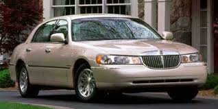 1999 lincoln town car parts and accessories automotive amazon com 1999 lincoln town car main image