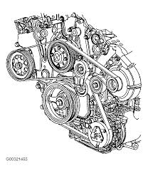 2003 on 2002 buick rendezvous engine diagram