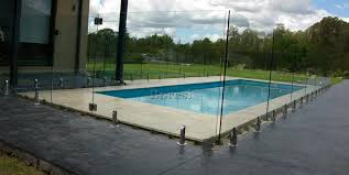 we use premium quality boresi clamps and spigots for extra durability in your frameless pool fence