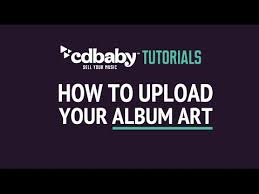 Cd Baby Templates How To Upload Your Album Art To Cd Baby Cd Baby Tutorials