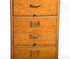 vintage 1920s golden oak 4 drawer filing cabinet antique filing cabinets oak filing cabinet