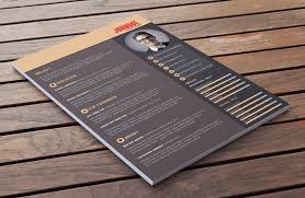 Modern Resume Format Simple Best Free Resume Templates In PSD And AI In 48 Colorlib