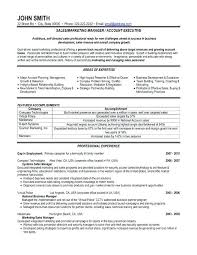 Sample Functional Marketing Resume Click Here To Download This Sales
