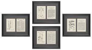 Office wall frames Hanging Up Engineering Tools Patent Collection Print Architect Wall Art Patentsasart Engineering Tools Patent Collection Print Architect Wall Art