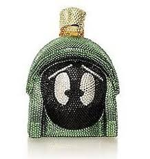 details about 925 sterling silver customized rare marvin the martian cz pendant free