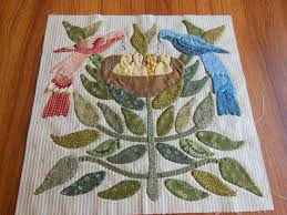 468 best Quilts...Appliqué images on Pinterest | Pointe shoes ... & Quilting By Celia: Lynne's Caswell Quilt. Quilt Block PatternsApplique ... Adamdwight.com