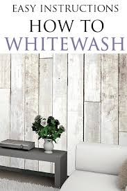 whitewash furniture. Learn How To Whitewash Furniture And Wood Projects Correctly With This Great Tutorial