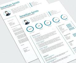 Simple Free Resume Template Delectable Adobe Resume Template Download Free Indesign Cv Templates Simple