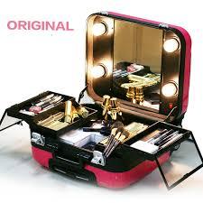makeup travel bag images 2016 good quality hardside cosmetic bag women travel makeup bags jpg