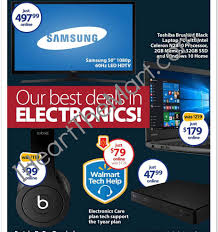 Walmart Cyber Monday Ad Released!
